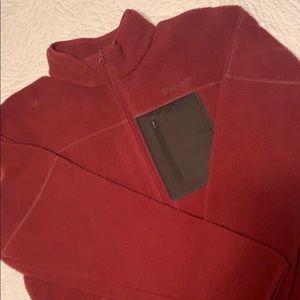 NWOT Columbia Full Zip Fleece Jacket Sz L
